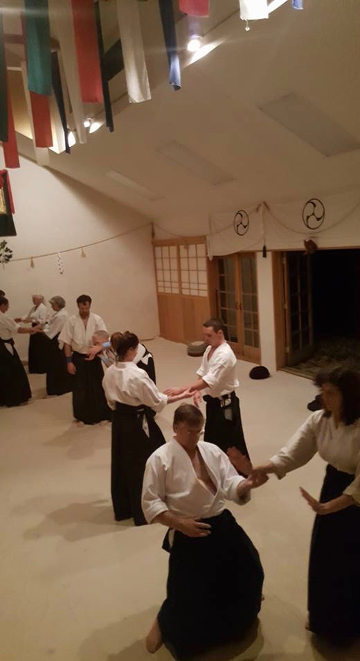 Komyozan Aikido | Traditional Martial Wisdom [皇法•武道•知恵